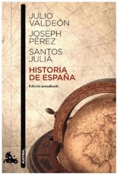 Historia de España - Julia, Santos; Perez, Joseph; Valdeón, Julio