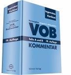VOB - Teile A und B - Kommentar