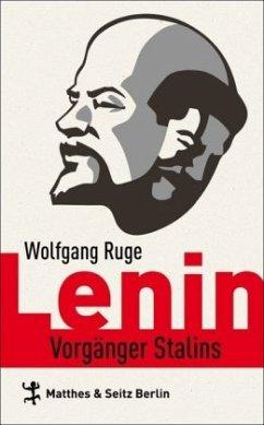 Lenin - Ruge, Wolfgang