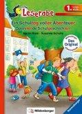 Leserabe - Ein Schultag voller Abenteuer
