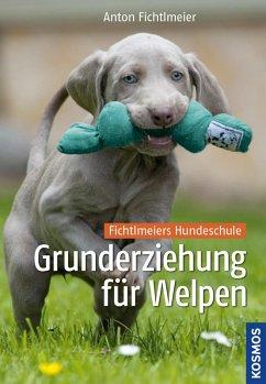 Grunderziehung für Welpen (eBook, ePUB) - Fichtlmeier, Anton