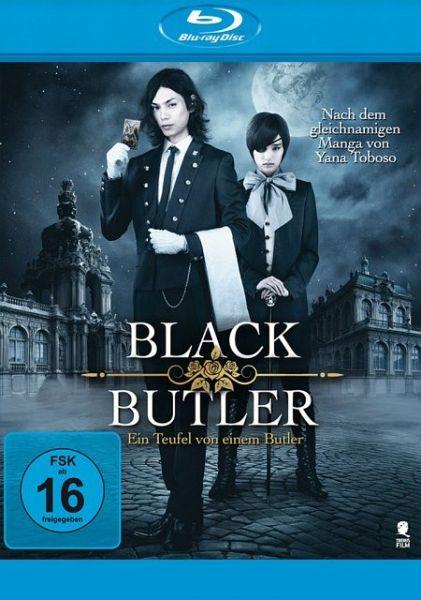 Black Butler – Ein Teufel Von Einem Butler