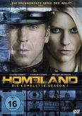 Homeland - Die komplette Season 1 (4 Discs)
