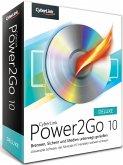 Cyberlink Power2Go 10 Deluxe (Brennen, Konvertieren, Sichern)