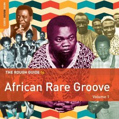 Rough Guide: African Rare Groove Vol.1