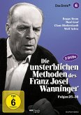 Die unsterblichen Methoden des Franz Josef Wanninger - Box 6, Folgen 25-36 (2 Discs)
