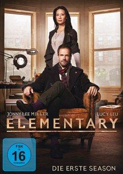 Elementary - Die erste Season (6 Discs) - Liu,Lucy/Miller,Jonny Lee