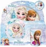 Frozen 3tlg. Melaminset in offener Geschenkverpackung