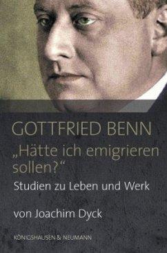 Gottfried Benn.