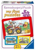 Ravensburger 06573 - My First Puzzles - Bagger