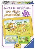 Ravensburger 06574 - My First Puzzles - Affe