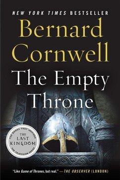 The Empty Throne (eBook, ePUB) - Cornwell, Bernard