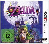 The Legend of Zelda - Majora's Mask 3D (Nintendo 3DS)