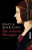 Die stumme Herzogin (eBook, ePUB)
