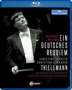Brahms: Ein Deutsches Requiem (Philharmonie München, 2007) - Schäfer/Gerhaher/Thielemann/Mp