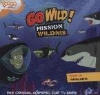 Go Wild! - Mission Wildnis - Haialarm, 1 Audio-CD