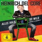 Heinrich Del Core - Alles halb so wild (+ Audio-CD)