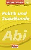 Pocket Teacher Abi Politik/Sozialkunde (eBook, ePUB)