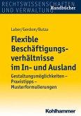 Flexible Beschäftigungsverhältnisse im In- und Ausland (eBook, PDF)