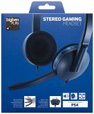 Stereo Gaming Headset für PS4, Kopfhörer mit Mikrofon, kabelgebunden
