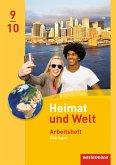 Heimat und Welt 9 / 10. Arbeitsheft. Thüringen