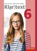 Klartext 6. Schülerband. Differenzierende allgemeine Ausgabe