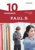 P.A.U.L. D. (Paul) 10. Arbeitsheft. Differenzierende Ausgabe