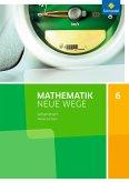 Mathematik Neue Wege SI 6. Arbeitsheft. G9. Niedersachsen