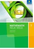 Mathematik Neue Wege SI 7. Arbeitsheft. G9. Niedersachsen