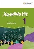 1. Schuljahr, Hit, 1 Audio-CD / Xa-Lando, Zusatzmaterialien für alle Ausgaben Bd.1