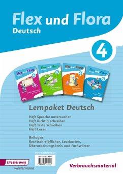 Flex und Flora 4. Paket Deutsch