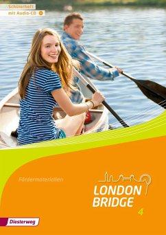 London Bridge 4. Schülerheft mit Audio CD