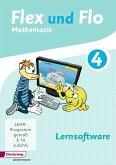 Lernsoftware 4, CD-ROM / Flex und Flo, Ausgabe 2014
