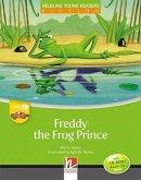 Freddy the Frog Prince, mit 1 CD-ROM/Audio-CD. Level c/3. Lernjahr