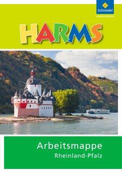 HARMS Arbeitsmappe. Rheinland-Pfalz