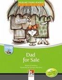 Dad for Sale, mit 1 CD-ROM/Audio-CD. Level b/2. Lernjahr
