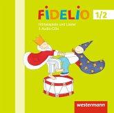 1./2. Jahrgangsstufe, Hörbeispiele, 3 Audio-CDs / Fidelio, Allgemeine Ausgabe 2014