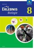 Erlebnis Biologie 8. Arbeitsheft. Sachsen