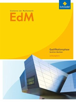 Elemente der Mathematik. Qualifikationsphase Leistungskurs: Schülerband. Sekundarstufe 2. Nordrhein-Westfalen