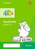 DIE BUNTE REIHE - Deutsch. Gedichte 1/2