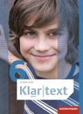 Klartext 6. Schülerband. Allgemeine Ausgabe. Gymnasien