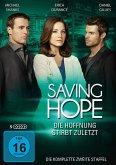Saving Hope: Die Hoffnung stirbt zuletzt Die komplette zweite Staffel