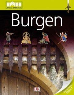 Burgen / memo - Wissen entdecken Bd.24 (Mängele...