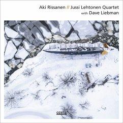 Aki Rissanen//Jussi Lehtonen Quartet With Dave L - Rissanen,Aki/Jussi Lehtonen Quartet With Dave L