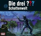 Schattenwelt / Die drei Fragezeichen - Hörbuch Bd.175 (1 Audio-CD)