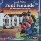Fünf Freunde und das Geheimverlies im Schloss / Fünf Freunde Bd.111 (1 Audio-CD)