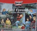 3er Box Fünf Freunde auf der Felseninsel / Fünf Freunde Bd.12/18/20 (3 Audio-CDs)
