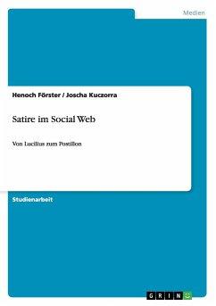 Satire im Social Web - Förster, Henoch;Kuczorra, Joscha