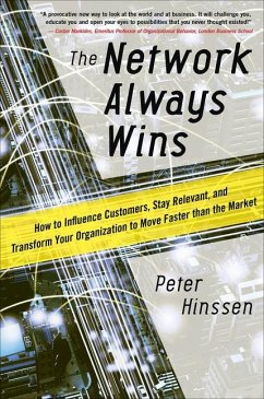 The Network Always Wins: How to Influence Customers, Stay Relevant, and Transform Your Organization to Move Faster Than the Market - Hinssen, Peter