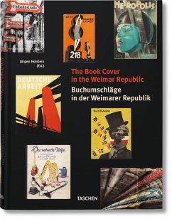 The Book Cover in the Weimar Republic - Holstein, Jürgen
